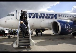Wizz Air şi Tarom anulează două curse de pe aeroportul Cluj