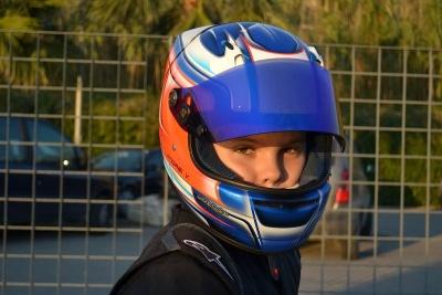 Pilotul sătmărean Andrei Vajda, pe locul doi în WSK MASTER SERIES