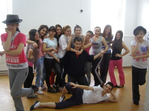 Club Dance Carei participă la Trofeul Drobeta