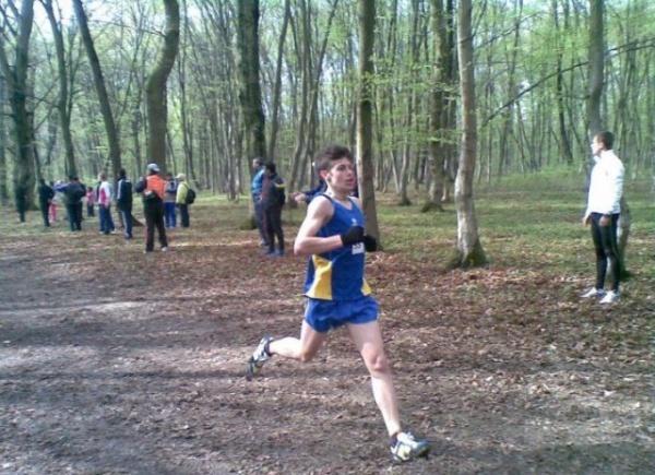 Atletism:argint pentru Patrik