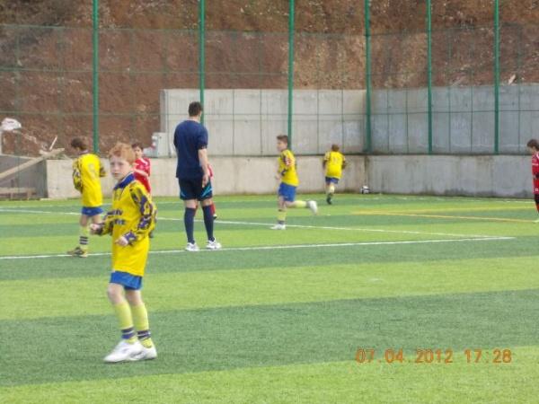 Cupa Select la fotbal