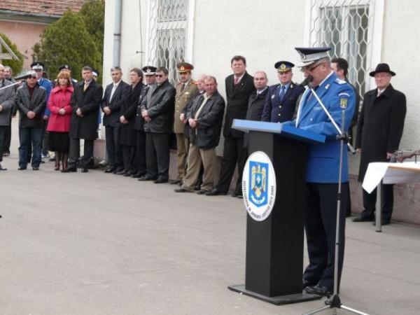 430 de misiuni pentru jandarmii sătmăreni în Martie