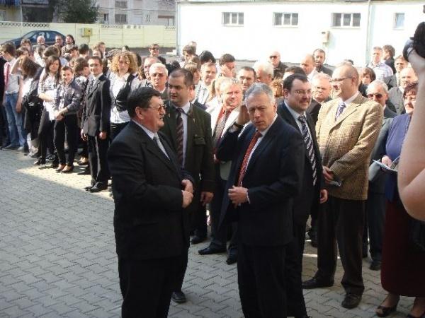 Laszlo Borbely a demisionat din funcţia de ministru al Mediului