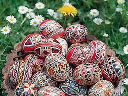 """Expoziţia """"Meşteşugul ouălor încodeiate"""""""