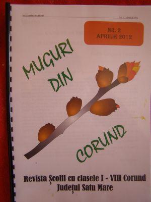 """Un nou număr la revistei """"Muguri din Corund """""""