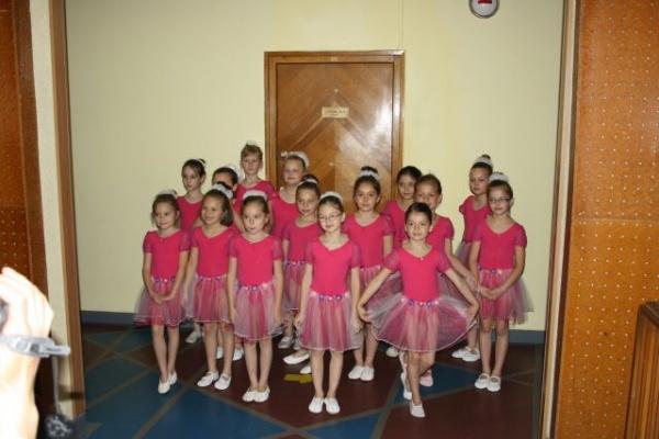 Spectacol de balet la Carei