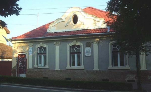 Casa memorială a lui Avram Iancu a fost incendiată la Târgu Mureș