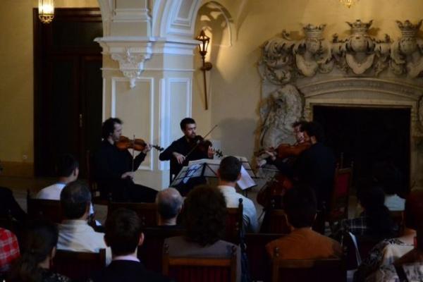 Seară de muzică clasică la Castel