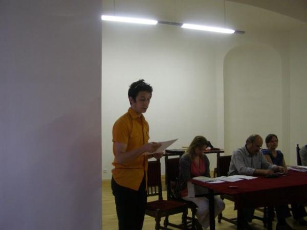 Concursul  de creaţie literară Bala-Fényi