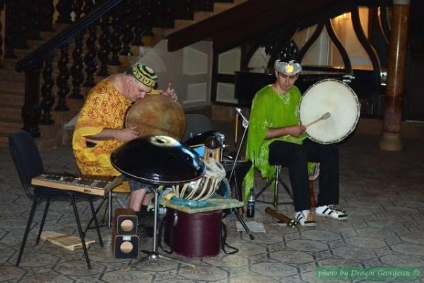 Concert Cserey Csaba şi Cristian Pintea la Carei