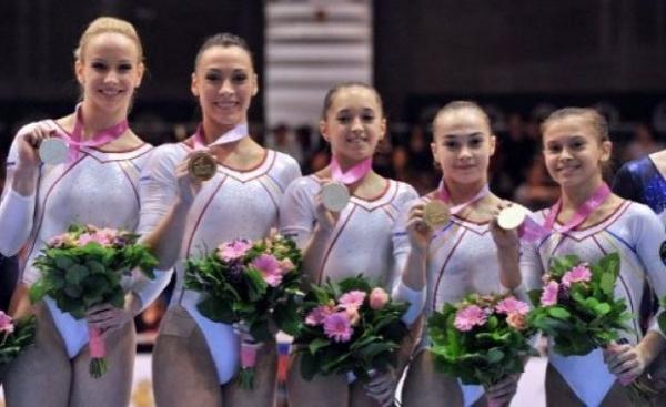 Aur şi argint pentru România  în cadrul Europeanului de gimnastică