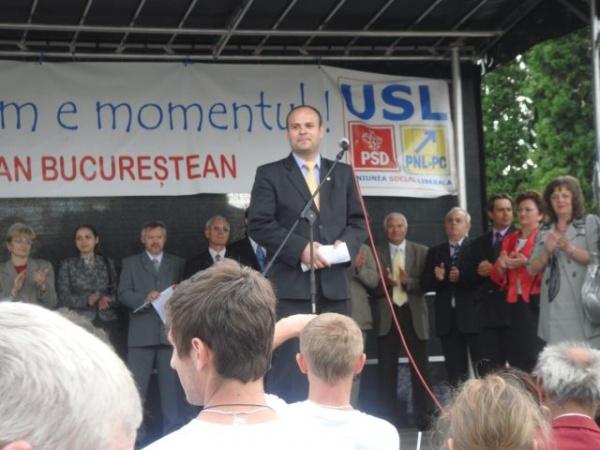 USL şi-a prezentat candidaţii pentru Primăria Carei şi Consiliul Judeţean