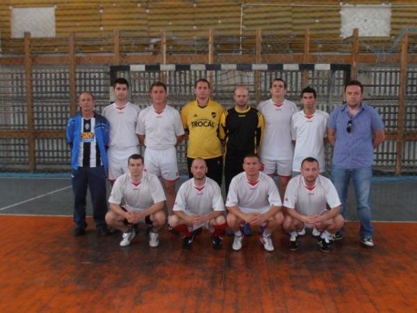 Futsal:ISU Someş se califică pentru etapa regională