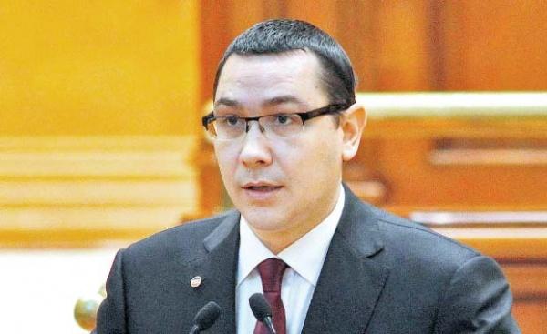 Guvernul Ponta a trecut de votul Parlamentului