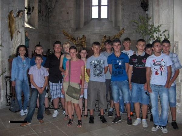 Excursie la Salina Turda