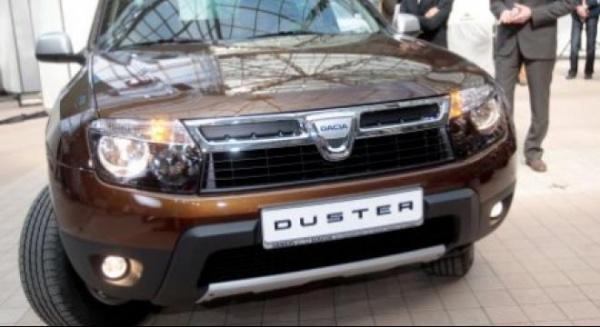 Dacia vinde mai multe maşini în Elveţia decât Porsche sau Seat