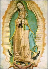 Icoana miraculoasă a Sfintei Fecioare Maria de Guadalupe soseşte la Carei