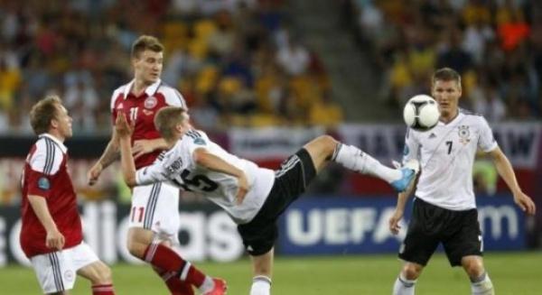Germania in fruntea grupei, Portugalia dupa ea