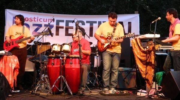 In JazzTenso la festival