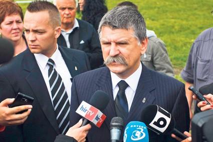 Israelul îi retrage o invitaţie lui Laszlo Kover după participarea la comemorarea lui Jozsef Nyiro