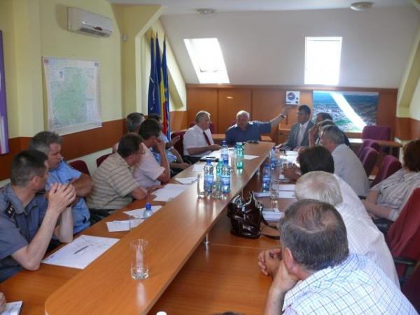 Pregătiri pentru  vizita Patriarhului României în judeţul Satu Mare