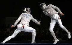 Echipa de sabie a Romaniei, locul 1 la Mondiale