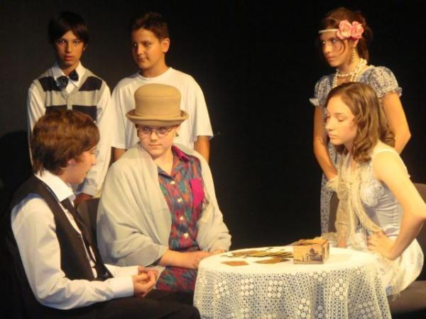 Cursuri de teatru pentru elevi de gimnaziu și liceeni