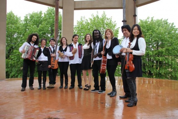 O voce careieană la Ensemble du Sud