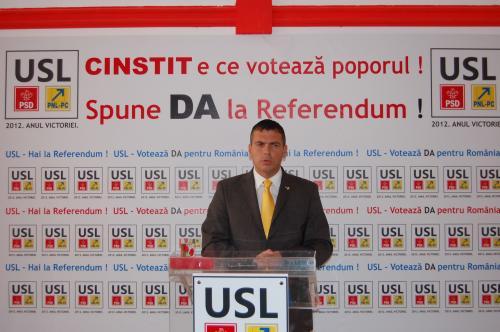 USL îi invită pe cetăţeni la vot