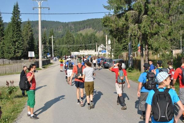 """Festivalului Sporturilor Montane """"Transalpin"""""""