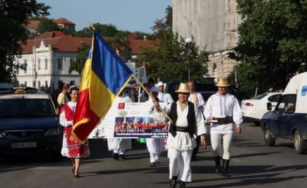 Festival  Internaţional de Folclor la Oradea