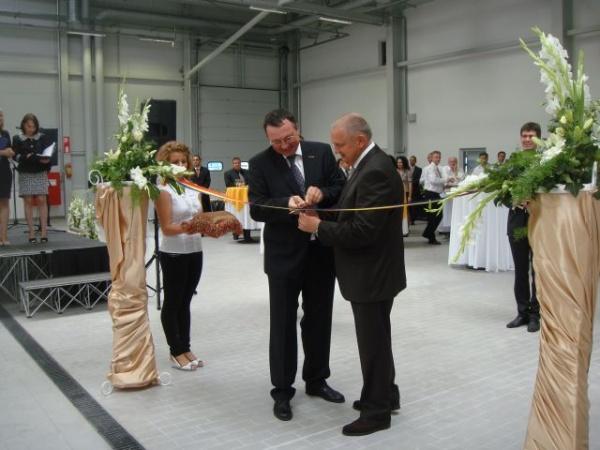 ContiTech Carei inaugurează noua hală de producţie