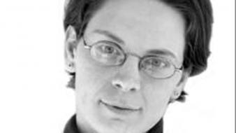 "Laura Balomiri,corespondent ""Der Standard"" cu bursa de la ICR"