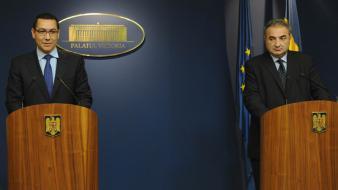 Guvernul anunţă mai multe măsuri economice. Cota unică nu se va modifica