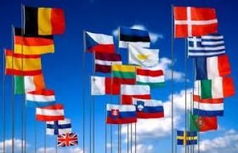 Uniunea Europeană, împărţită în două