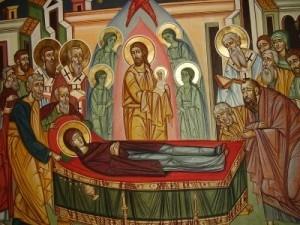 Adormirea Maicii Domnului. Sfânta Maria Mare