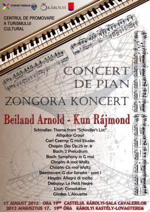 Concert de Pian