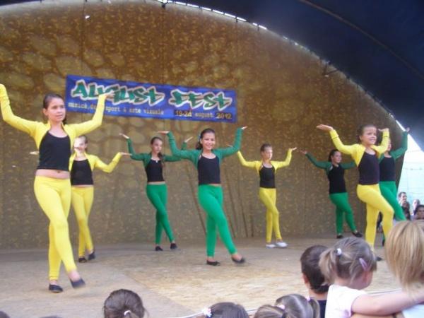 Gala dansului careiean la AugustFest5