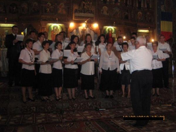 Final de Festival de Muzică Corală Religioasă