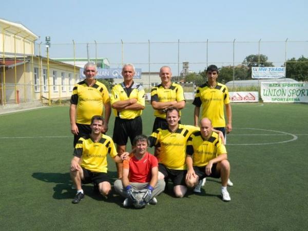 Minifotbal: a doua etapă