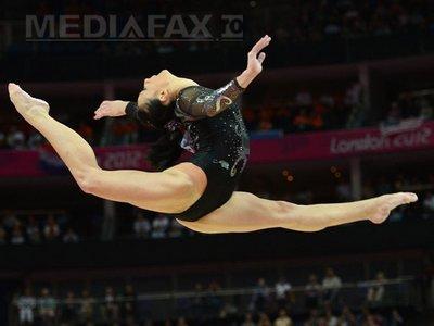 Aur la Mondialele de la Baku pentru gimnasta Cătălina Ponor