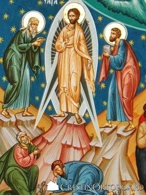 Creştinii ortodocşi şi catolici sărbătoresc Schimbarea la Faţă a Domnului