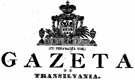 """Corespondenţă de la românii din """"Secuime"""" în """"Gazeta Transilvaniei"""" din 1894 (I)"""