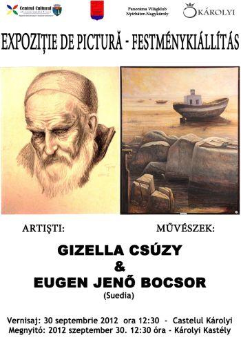 Expoziţie de pictură