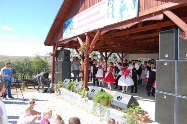 Festivalul minorităților la Bogdand