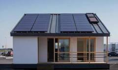 Prispa românească, atracţia unei case ecologice prezentată in Madrid