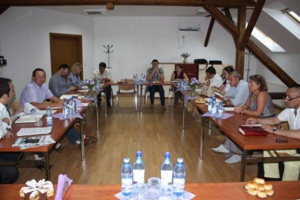 Colaborarea CJ cu Asociația Economică Română-Germană pentru Regiunea de Nord Vest
