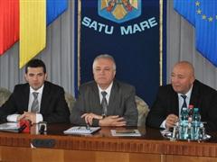 Ministrul Constantin mulţumit de PC Satu Mare