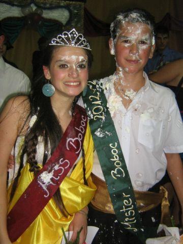Miss şi Mister Boboc 2012 la CT I.Maniu