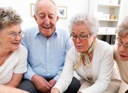 Anul European 2012 al îmbătrânirii active şi al solidarităţii intre generaţii.